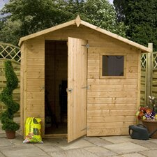 Shiplap Offset Apex Shed