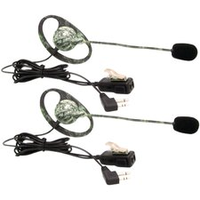 Outfitters Camo GMRS Headset (Set of 2)