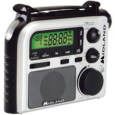 <strong>Midland</strong> Emergency Crank Radio
