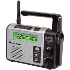 GMRS Emergency Crank Radio