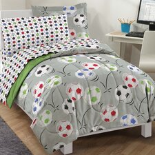 Soccer Bed Set