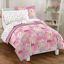 Pretty Princesses Bed Set