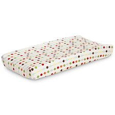 Mod Dot Bedding Changing Pad Cover
