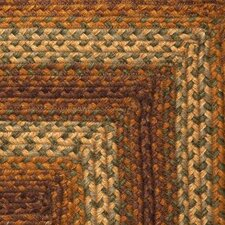 Oval Tweed Table Runner