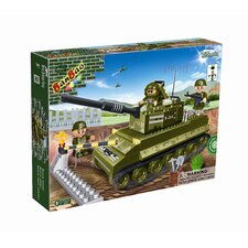 World Defence Force Sherman Block Set