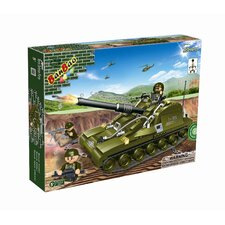 World Defence Force Tiger II Block Set