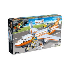 660 Piece Airplane Block Set