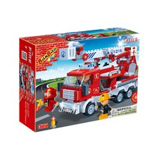 Fire Brigade 290 Piece Fire Engine Block Set