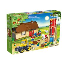 590 Piece Barn and Water Silo Block Set