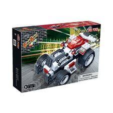 102 Piece Apollo Car Block Set