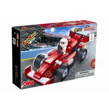 102 Piece Dragon Car Block Set