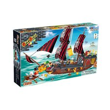 108 Piece Invincible Ship Block Set