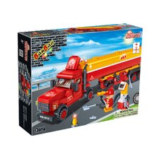 <strong>Banbao</strong> Citylife 438 Piece Oil Tanker Block Set