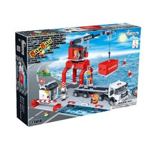 Docks 538 Piece Loading Port Block Set