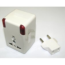 Universal Travel Adapter, USB Charger and Voltage Converter
