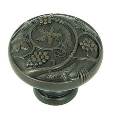 "Vineyard Harvest Cabinet 1.25"" Round Knob"