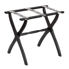 Animal Print Countour Leg Luggage Rack