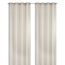 Lino Eyelet Curtains