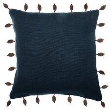 Wooden Bead Linen Pillow