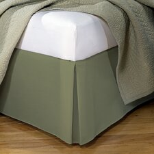 Smoothweave Tailored Bed Skirt