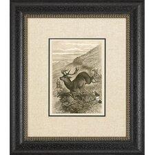 Historic Hunt IV Framed Art