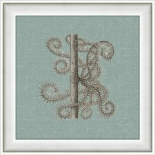 <strong>Melissa Van Hise</strong> Sea Creatures III Wall Art