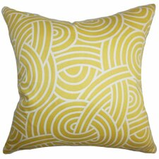 Wei Geometric Pillow
