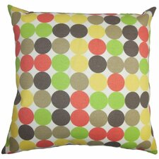 <strong>The Pillow Collection</strong> Sacnite Geometric Outdoor Pillow