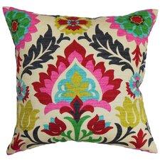 Tahsis Floral Throw Pillow