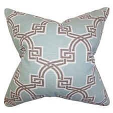 Letha Geometric Pillow