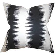 Garbo Striped Throw Pillow