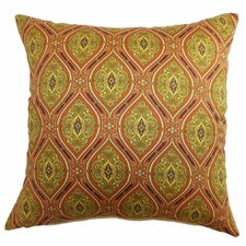 Heihe Paisley Cotton Pillow