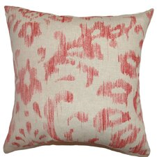 Ignace Ikat Cotton Pillow