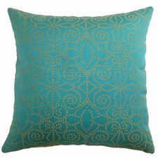 <strong>The Pillow Collection</strong> Makemo Dots Polyester Pillow
