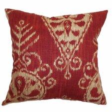 Hargeisa Ikat Cotton Pillow