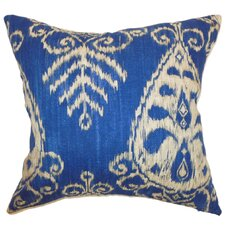 <strong>The Pillow Collection</strong> Hargeisa Ikat Cotton Pillow
