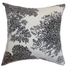 <strong>The Pillow Collection</strong> Juara Tree Cotton Pillow