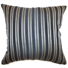 <strong>The Pillow Collection</strong> Nabel Stripes Polyester Pillow