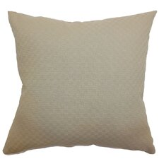 Gaudente Weave Cotton Pillow
