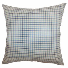 Jocko Check Pillow