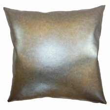 Kamden Plain Vinyl Pillow