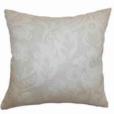 <strong>The Pillow Collection</strong> Marcail Floral Cotton Pillow