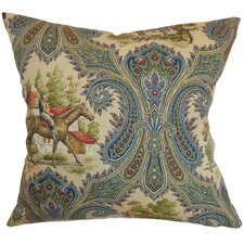 <strong>The Pillow Collection</strong> Gelsey Cotton Pillow