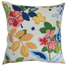 <strong>The Pillow Collection</strong> Sainte Floral Pillow