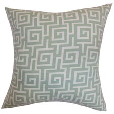 <strong>The Pillow Collection</strong> Warder Cotton Pillow