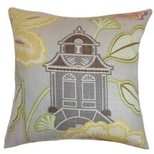<strong>The Pillow Collection</strong> Yasawa Cotton Pillow