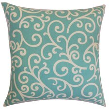 <strong>The Pillow Collection</strong> Faya Swirls Pillow