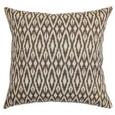 Hafoca Ikat Cotton Pillow