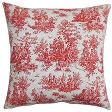 Lalibela Cotton Throw Pillow