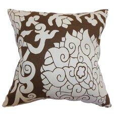 Erdenet Floral Cotton Pillow